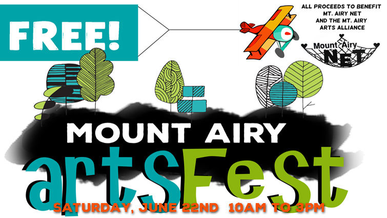 Mt. Airy Arts Fest