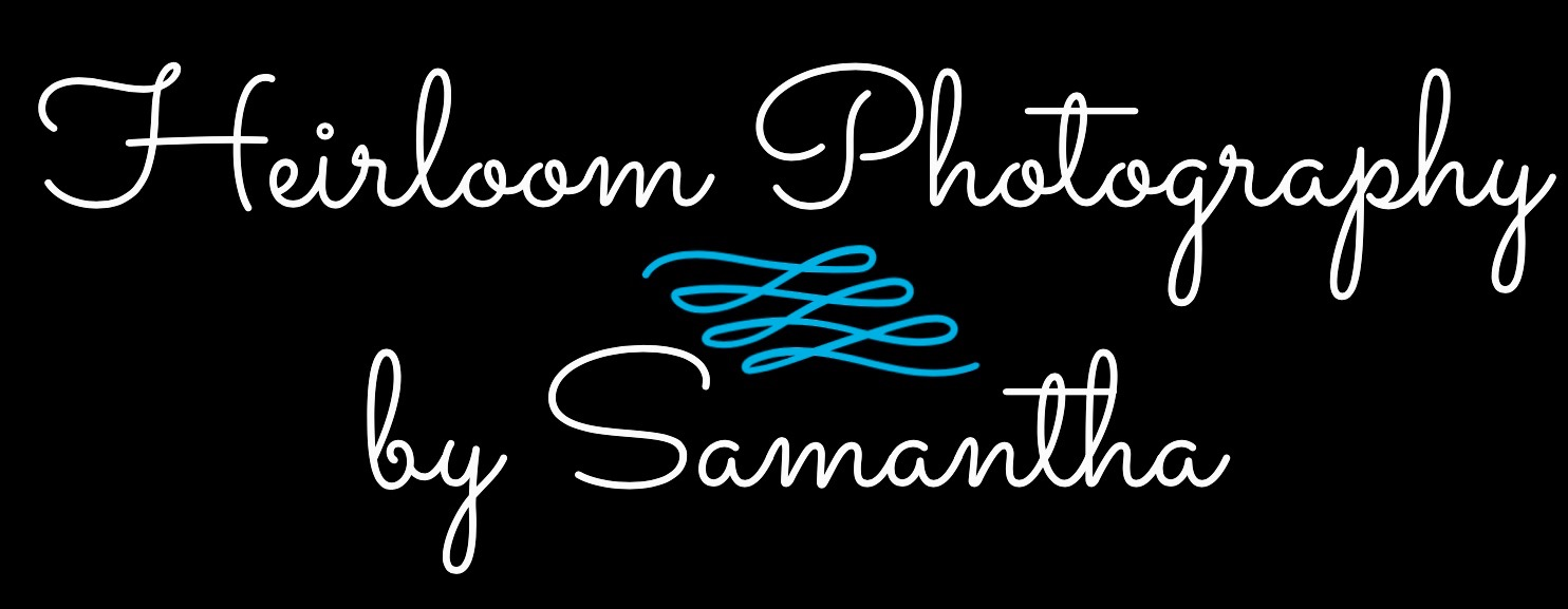 Heirloom Photography by Samantha