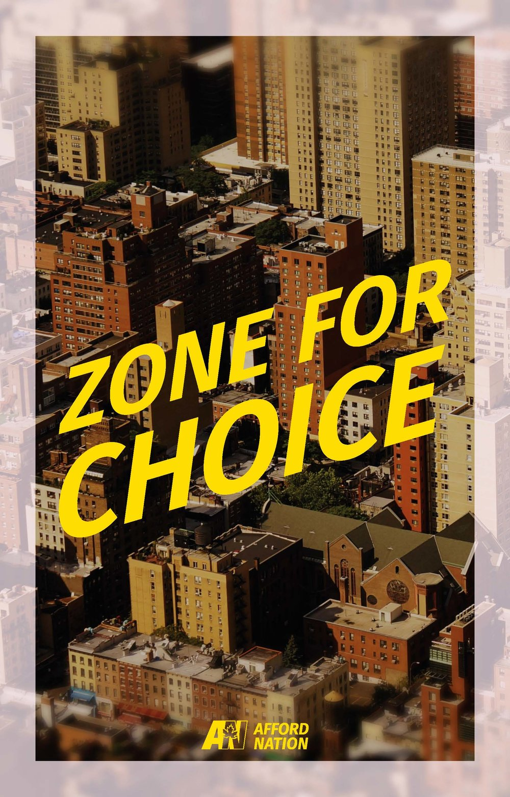 Zone for choice