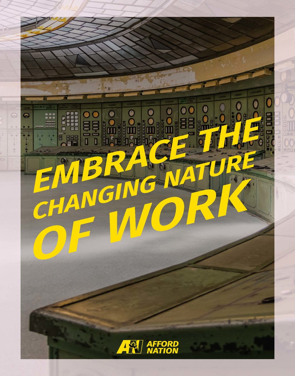Embrace the changing nature of work