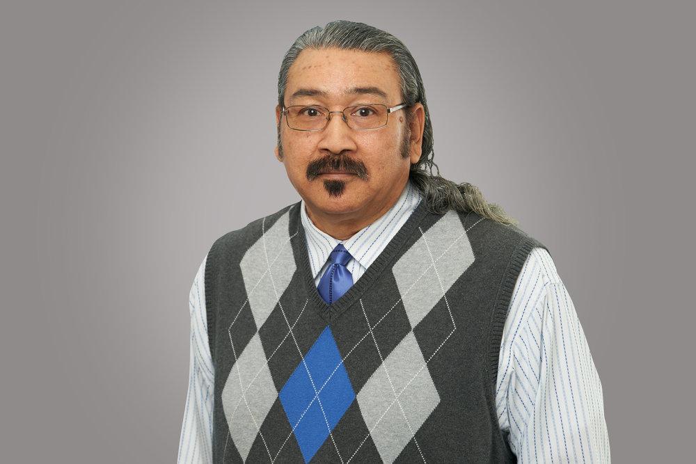 Charles WASHINGTON (Director of Education)
