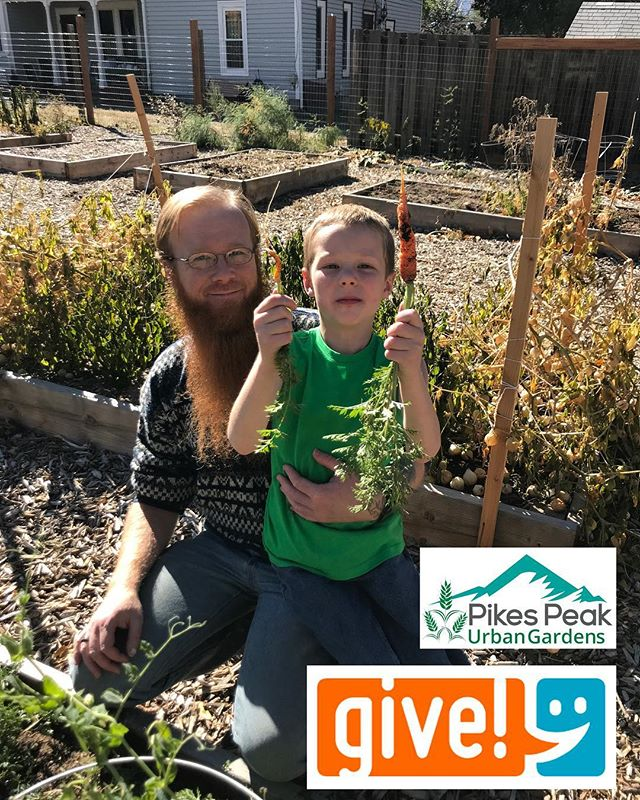 It's the final push! 🌱🌱🌱 Please consider donating as little as $5, $10, $20 now through December 31st and get a chance to win: - a new pair of skis from @merecyclers Mountain Equipment Recyclers - two tickets to the @csindependent inaugural Margarita Fest - a free soak at @sunwaterspa ⠀⠀ Check out our FB for more info!  #liveheregivehere #ppugardens #communitygardens #urbanagriculture