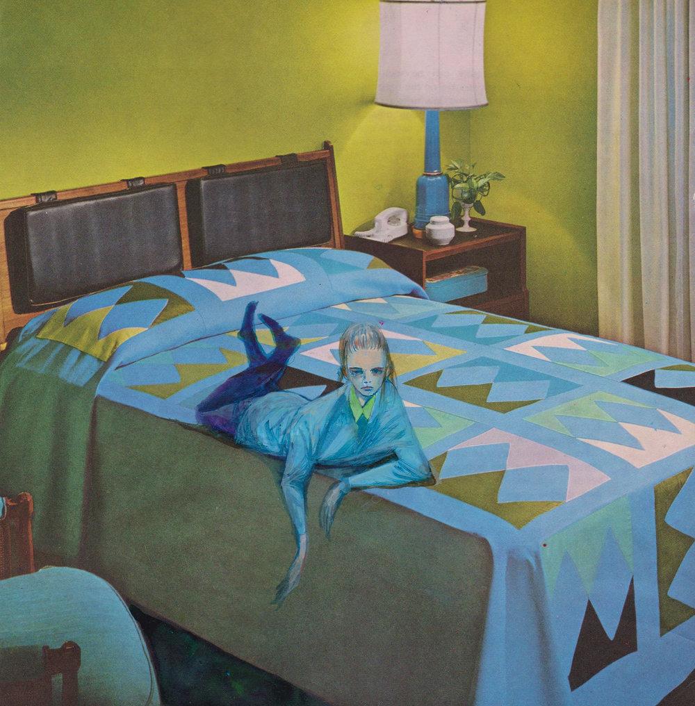 Hannah Wooll -  Blue Room  (2017)