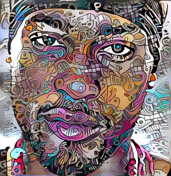 Deep Dream + D'Angelo, 2018