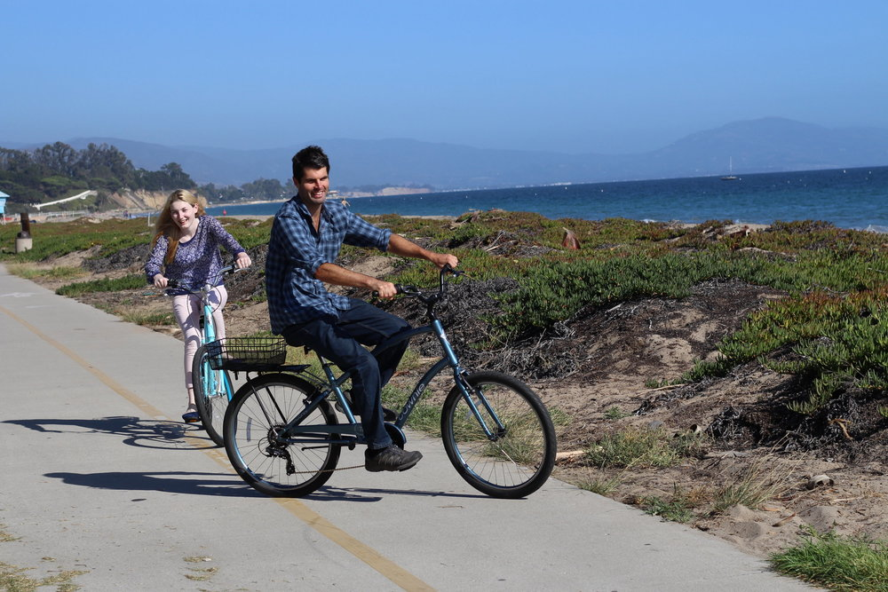 Bike Rentals - Blue Sands offers beach cruiser bikes available for rent at the hotel to ride along the beach path and explore the area. We can also help you schedule whale watching trips and other outdoor adventure tours as well as providing local maps and hiking guides.