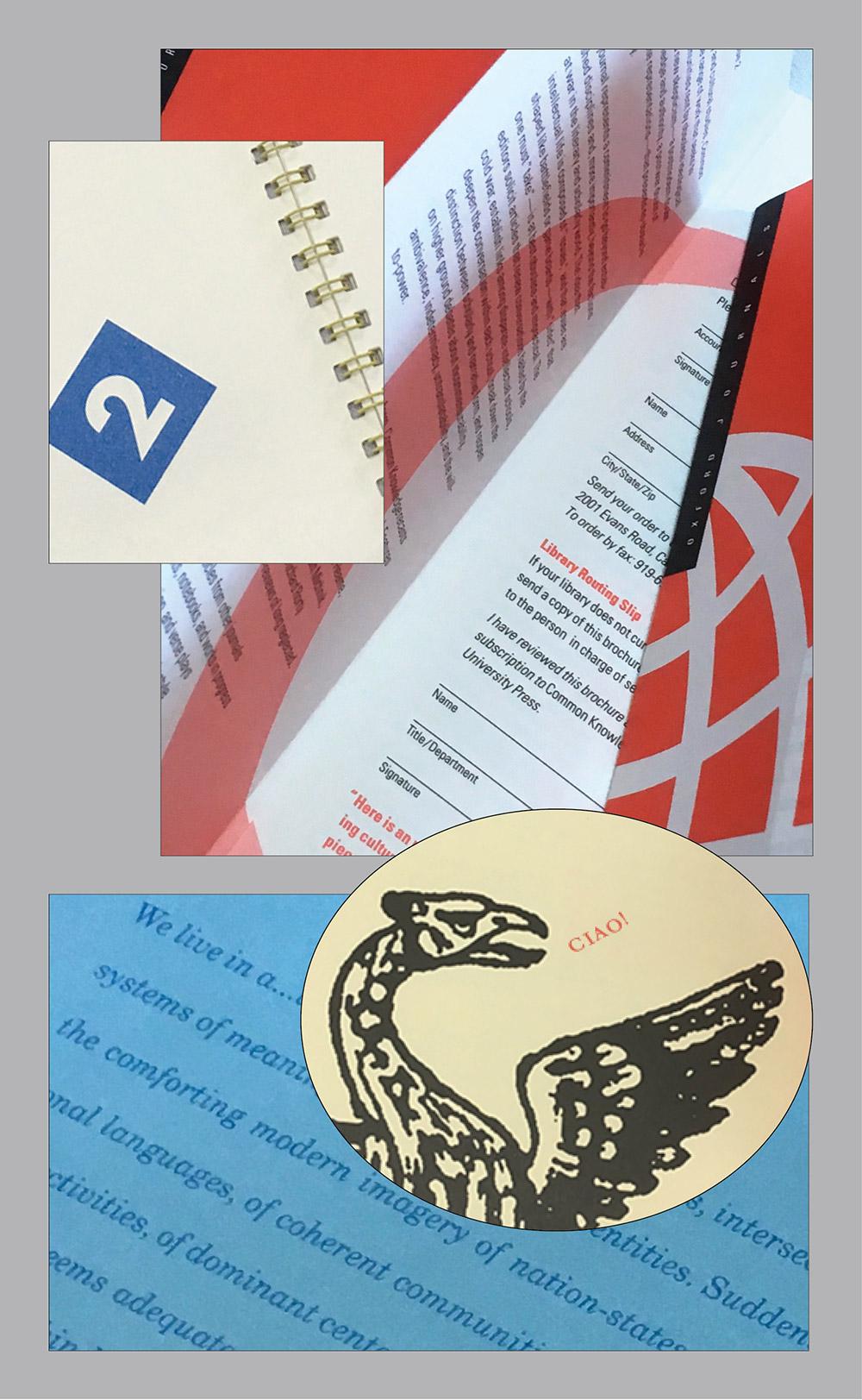 Marketing materials -