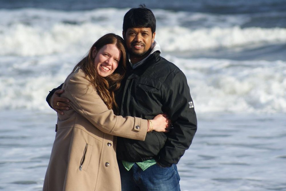 Sundar and Sarah Pinninty, Founders of Fountain of Life Ministries
