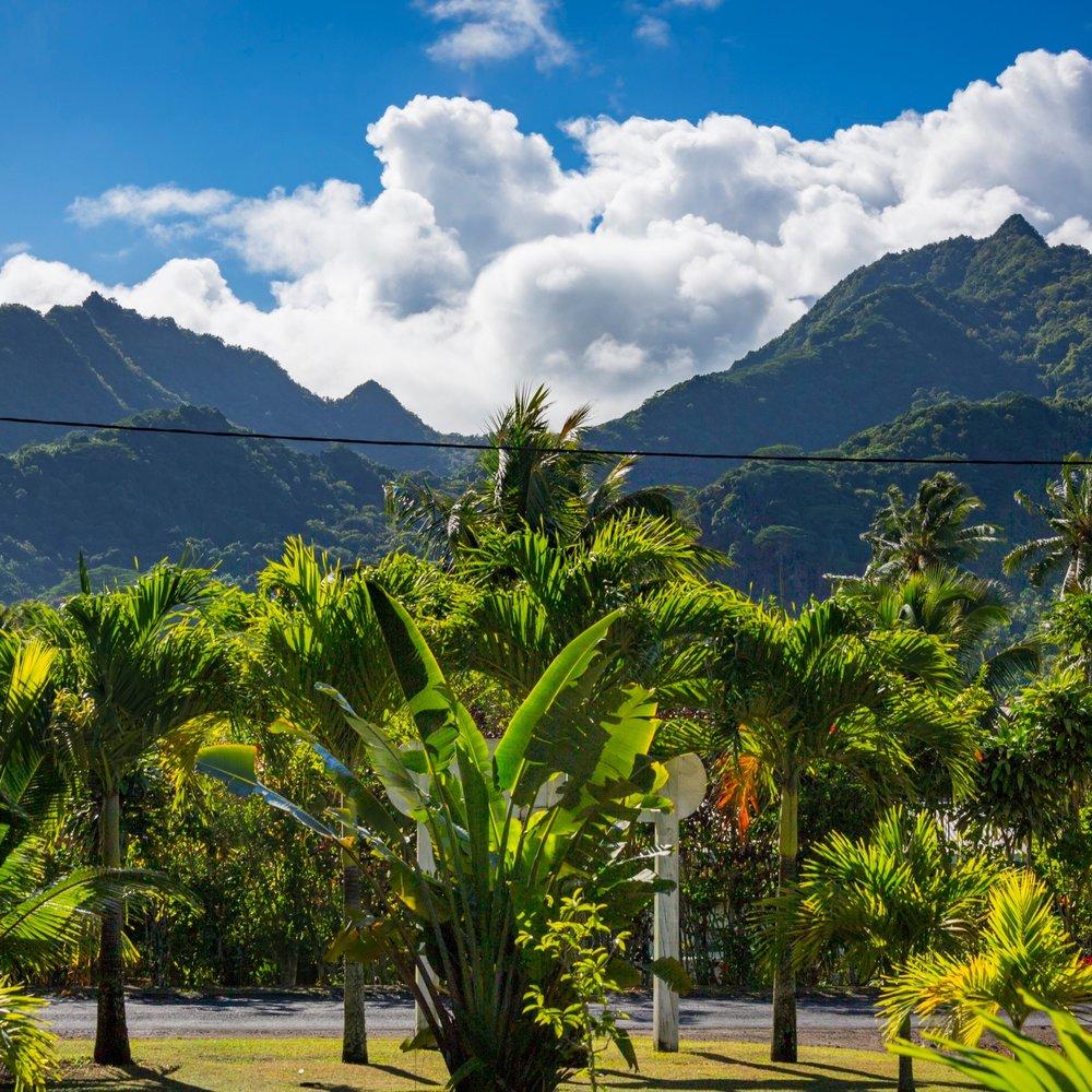 Rarotonga -