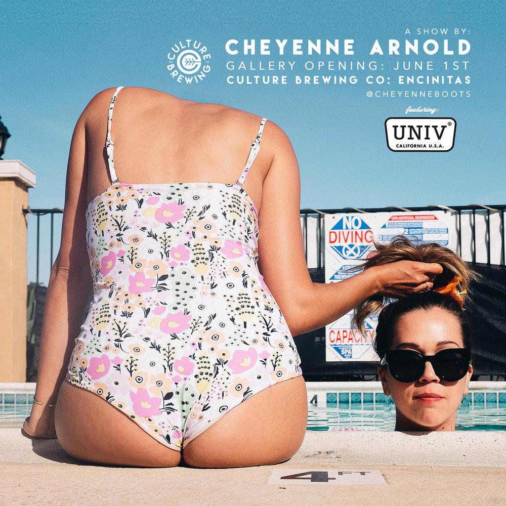 Cheyenne Arnold - June 2018