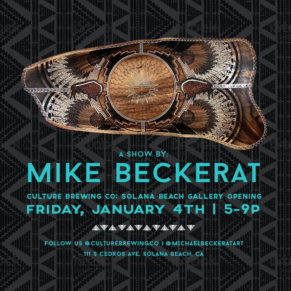 Mike Beckerat - January 2019