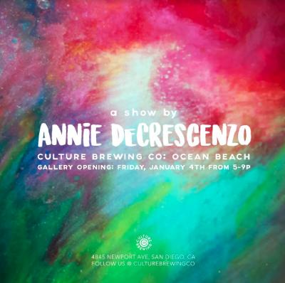 Annie DeCrescenzo - January 2019