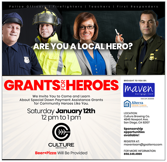 Homes For Heroes Culture Brewing Co