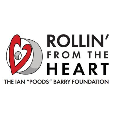 """Rollin' From the Heart - The Ian """"Poods"""" Barry Foundation"""