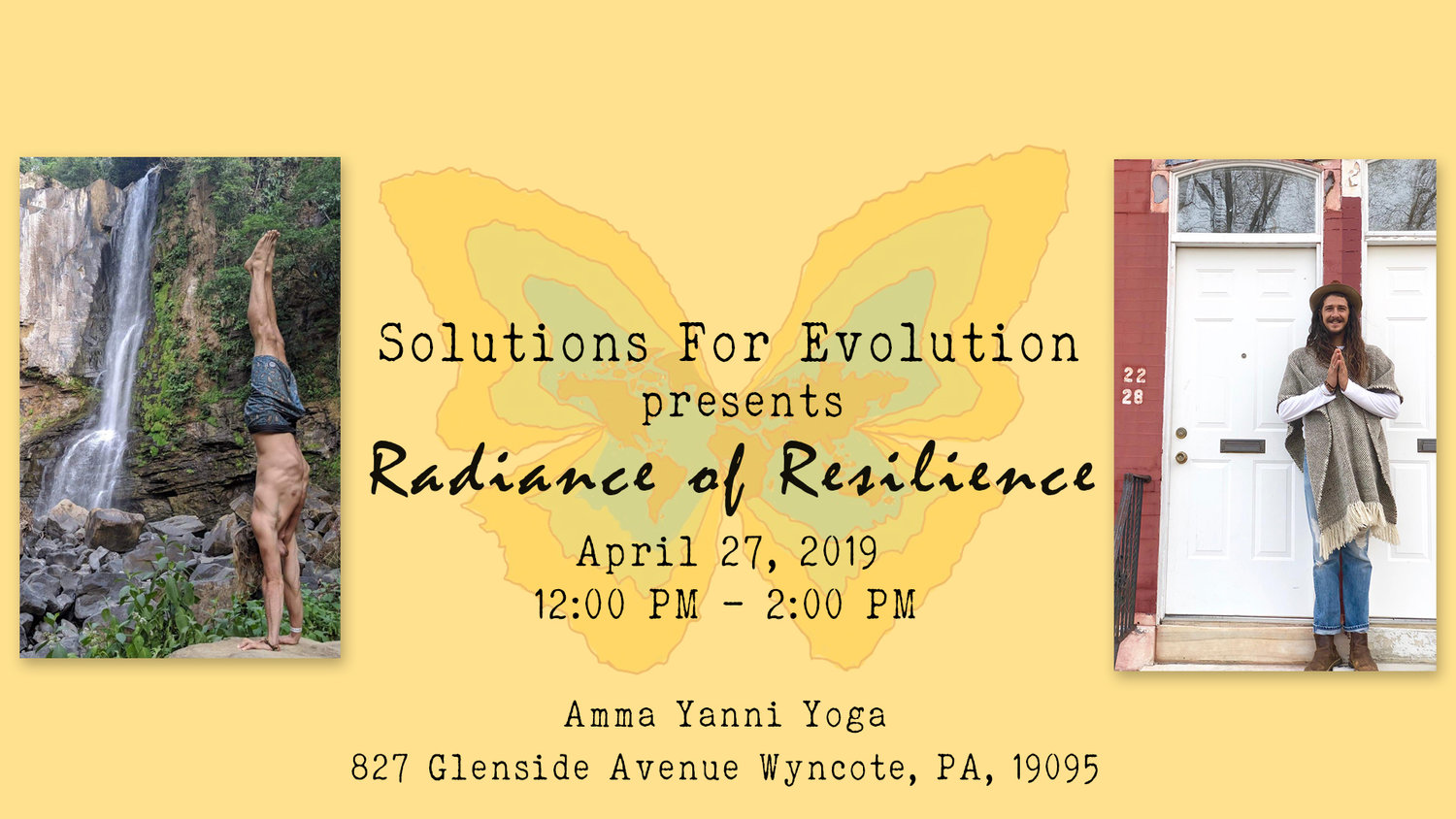 Solutions For Evolution: Radiance of Resilience — Solutions