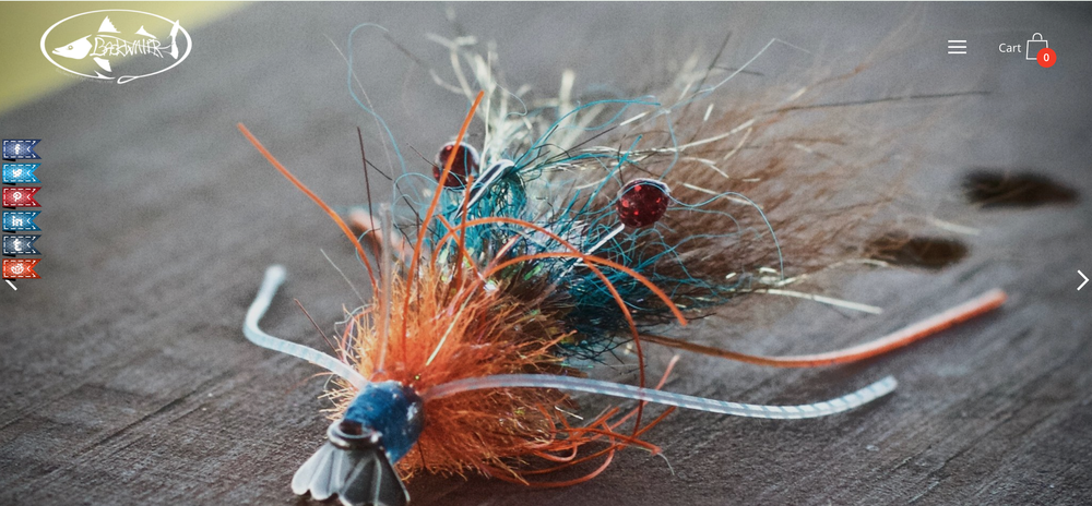 Backwater Flies