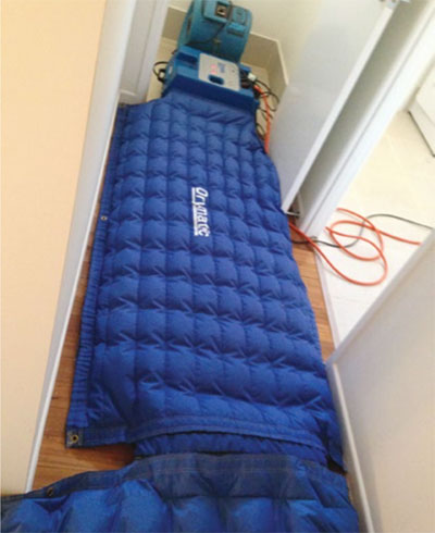 Photo of Target Heat Drying with Drymatic Boost and Floor Mat