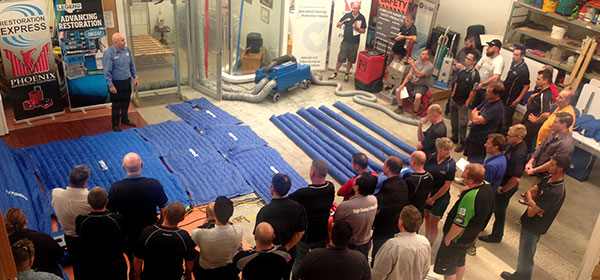 2015 Mould and Restoration Conference Photo