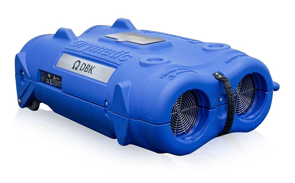 Drymatic 2 Heat Drying Machine