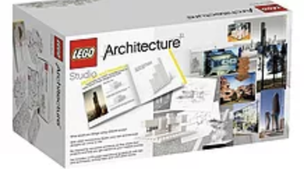 LEGO Architecture Studio 21050 Playset - For STEM