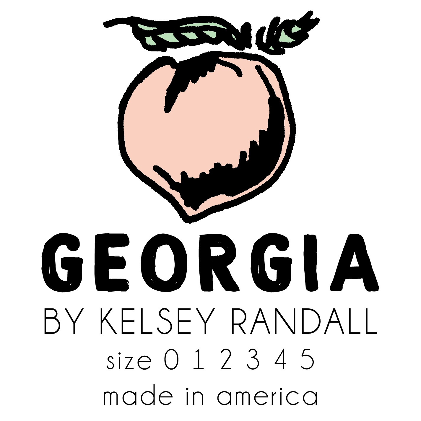 GEORGIA  by Kelsey Randall