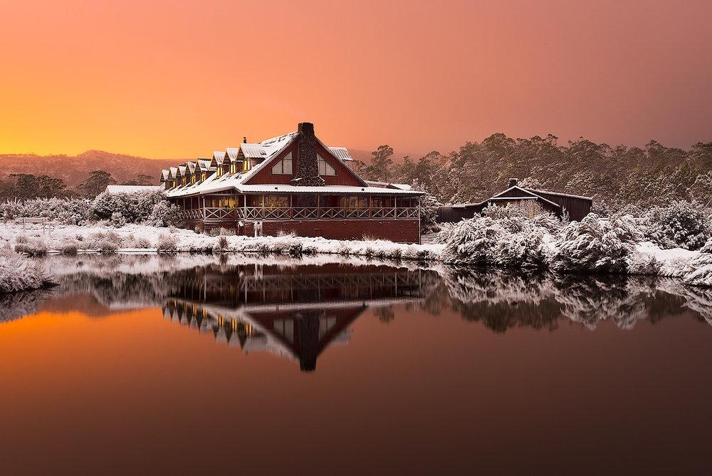 10. Cradle Mountain Lodge