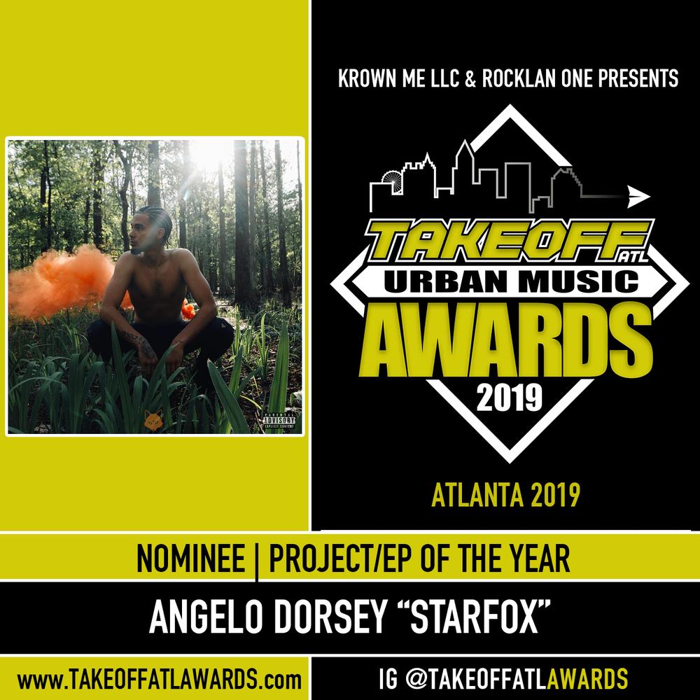 """Angelo Dorsey  """"Starfox """""""
