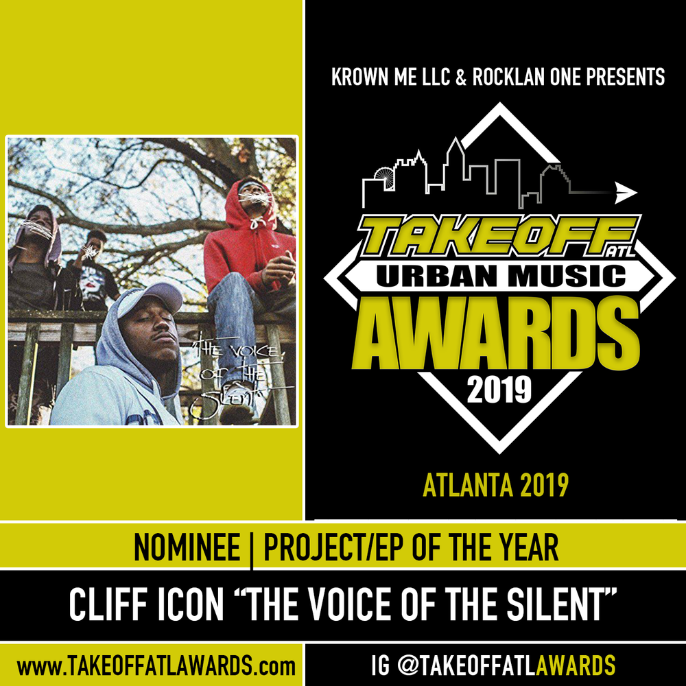 "Cliff Icon  ""The Voice of the Silent"""