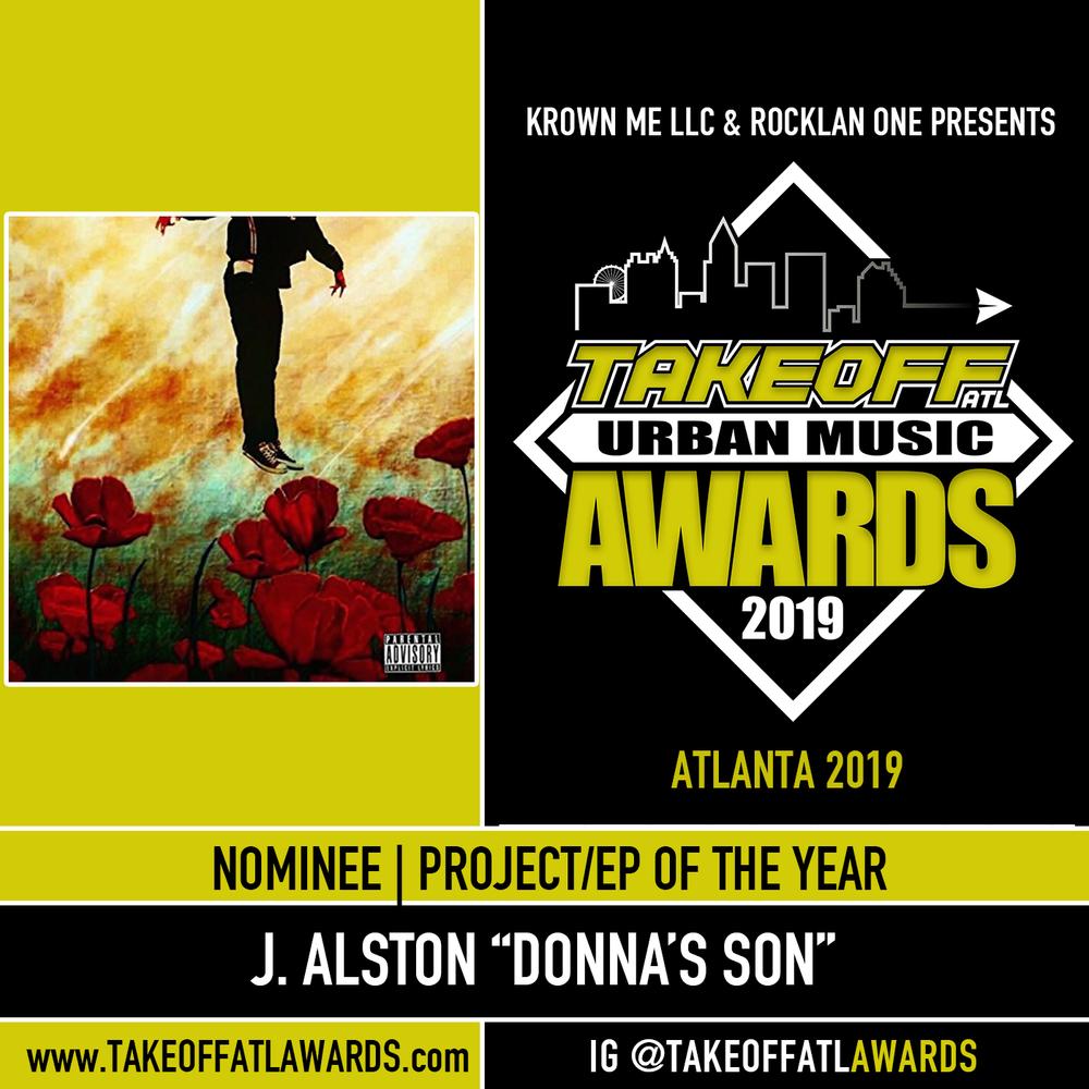 """J. Alston  """"Donna's Son"""""""