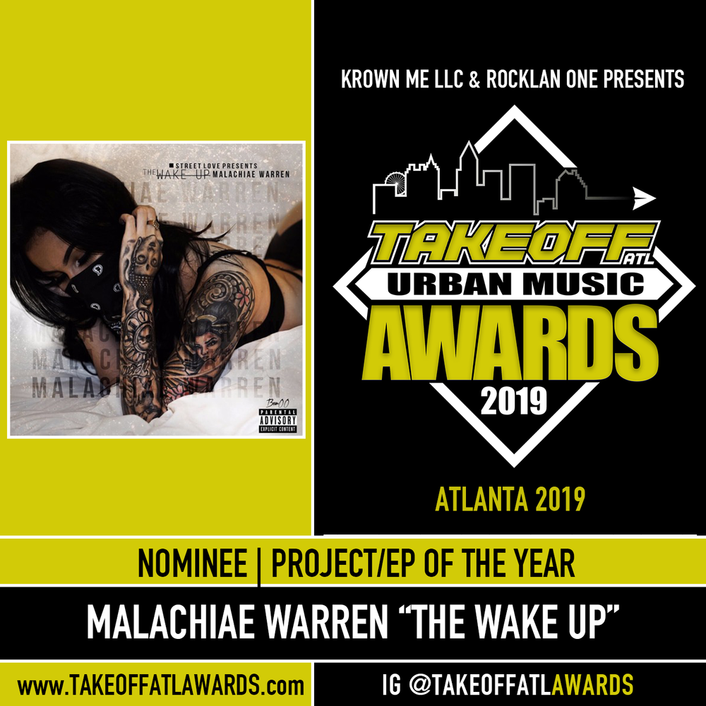"Malachiae Warren  ""The Wake Up"""