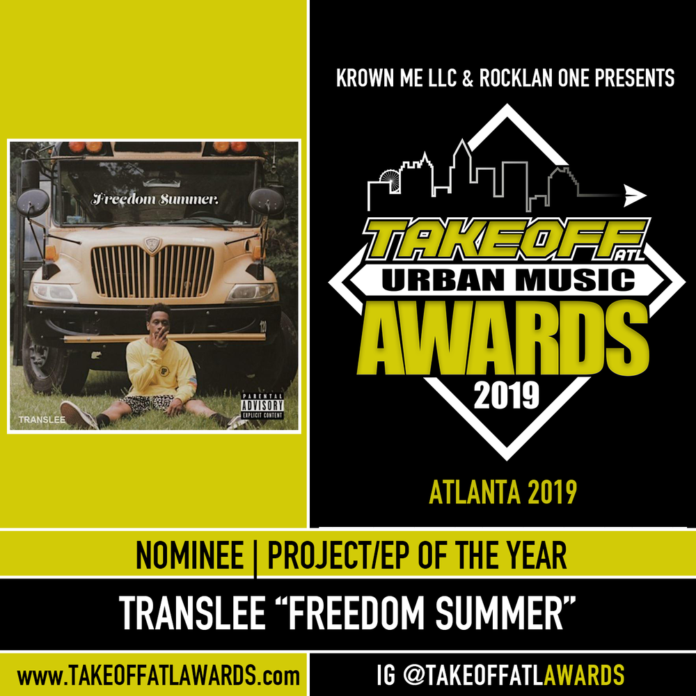 "Translee  ""Freedom Summer"""