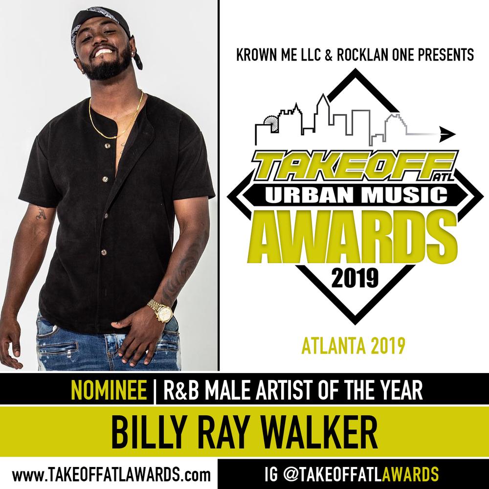 Billy Ray Walker