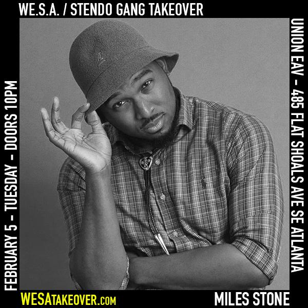 Miles Stone