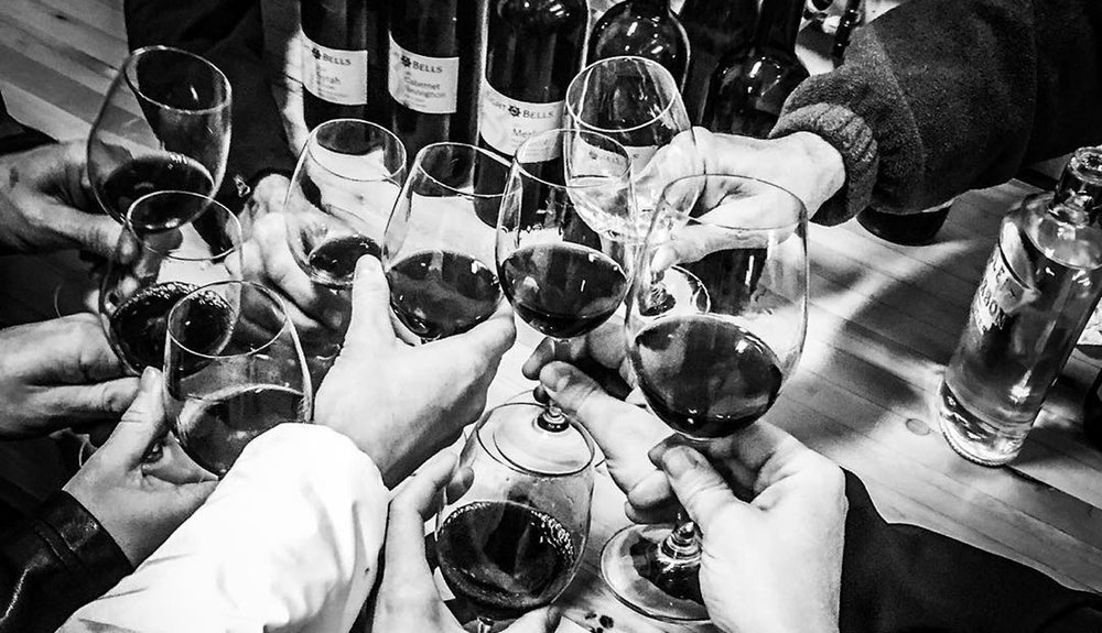 Visit Our Tasting Room - We invite you to visit our winery & tasting room in Seattle's Roosevelt neighborhood every Saturday from 11am-4pm