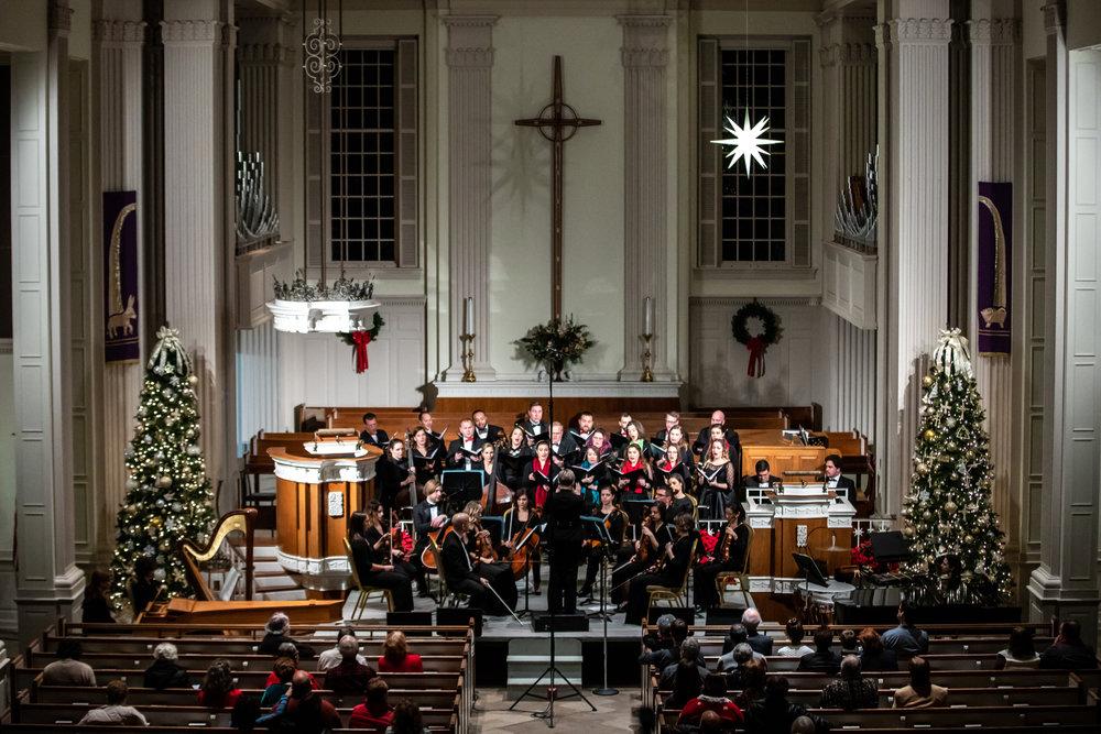 A Joyous Sound, December 2018
