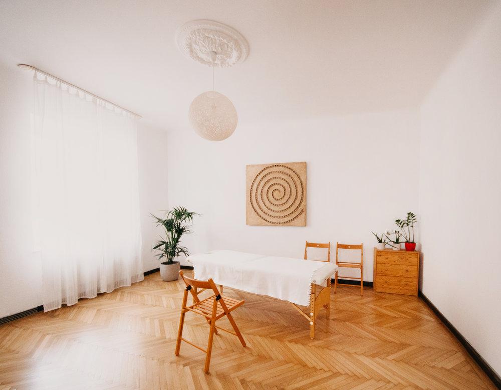 Tónus Shiatsu Stúdió Budapest / Fotó: Bóna Barna