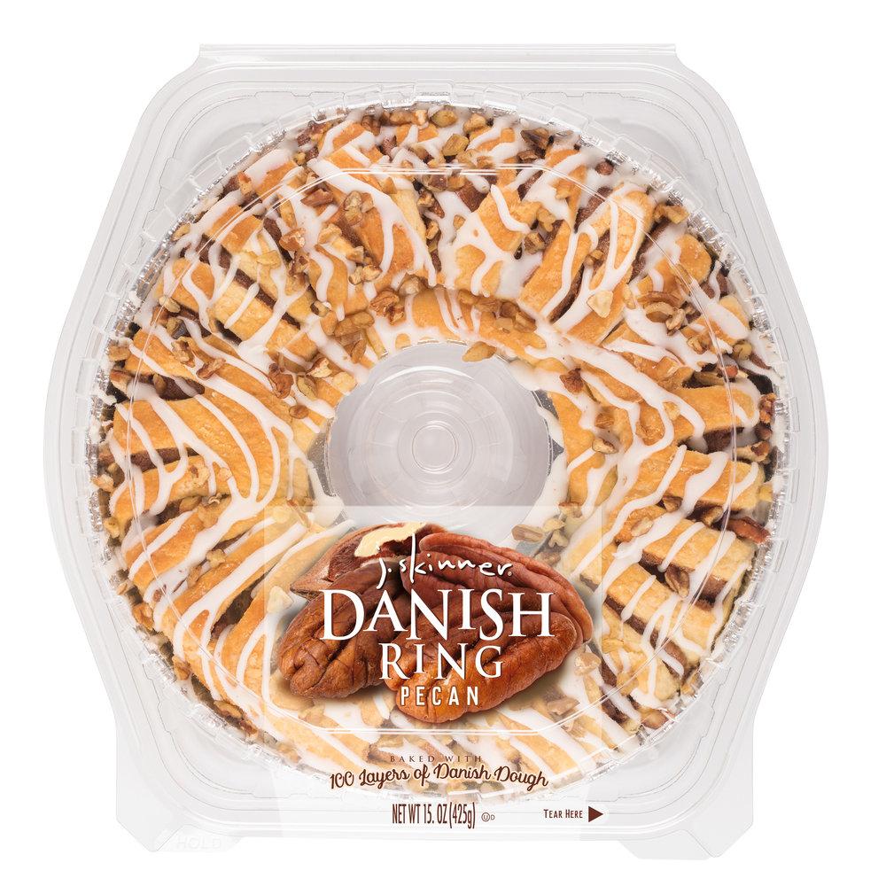 Pecan Danish Ring