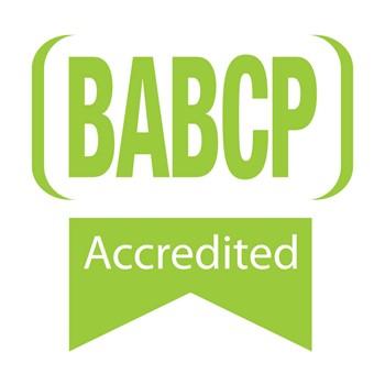 BABCP Accreditation Logo
