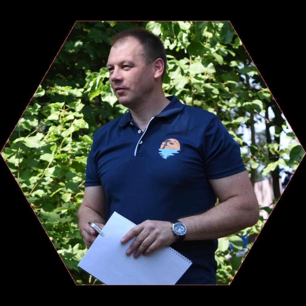 Kaspars Meļņikonis   Atklāj Sevi vadītājs, celmlauzis