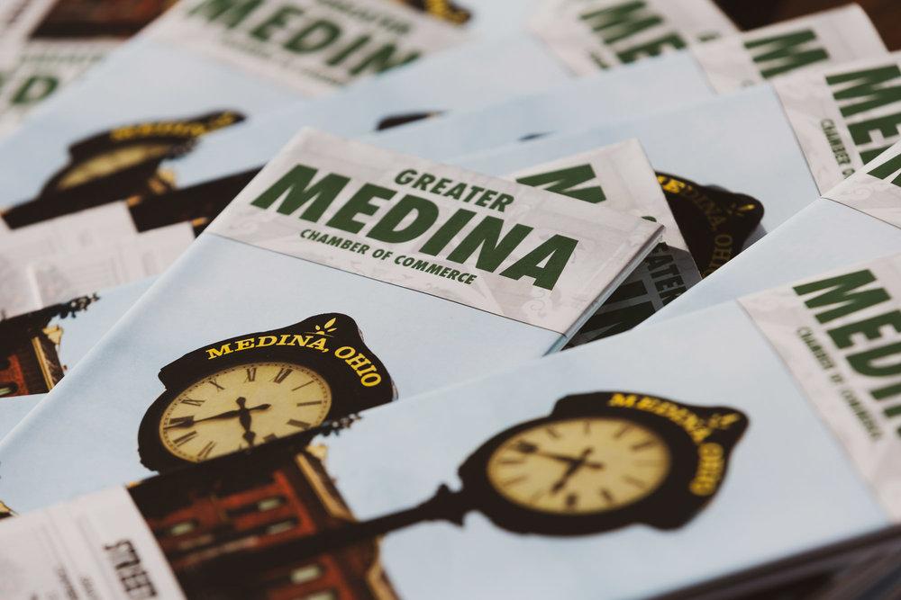 MEDINA MAP LOCATOR - Find important locations in Medina County.