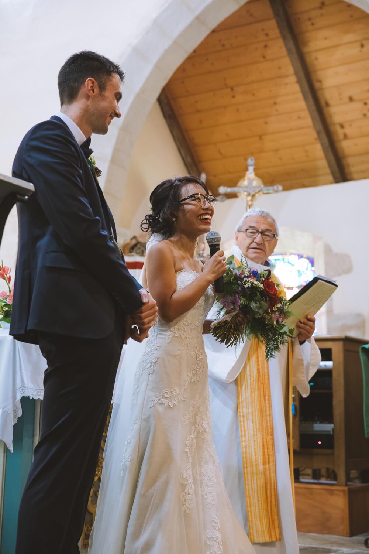 Copy of Mariage à l'église