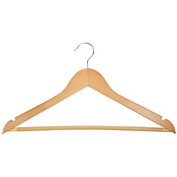 Wooden Hangers  -  $.35/ea