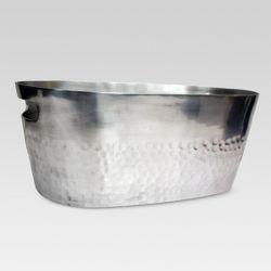 Textured Ice Bucket  -  $10/ea