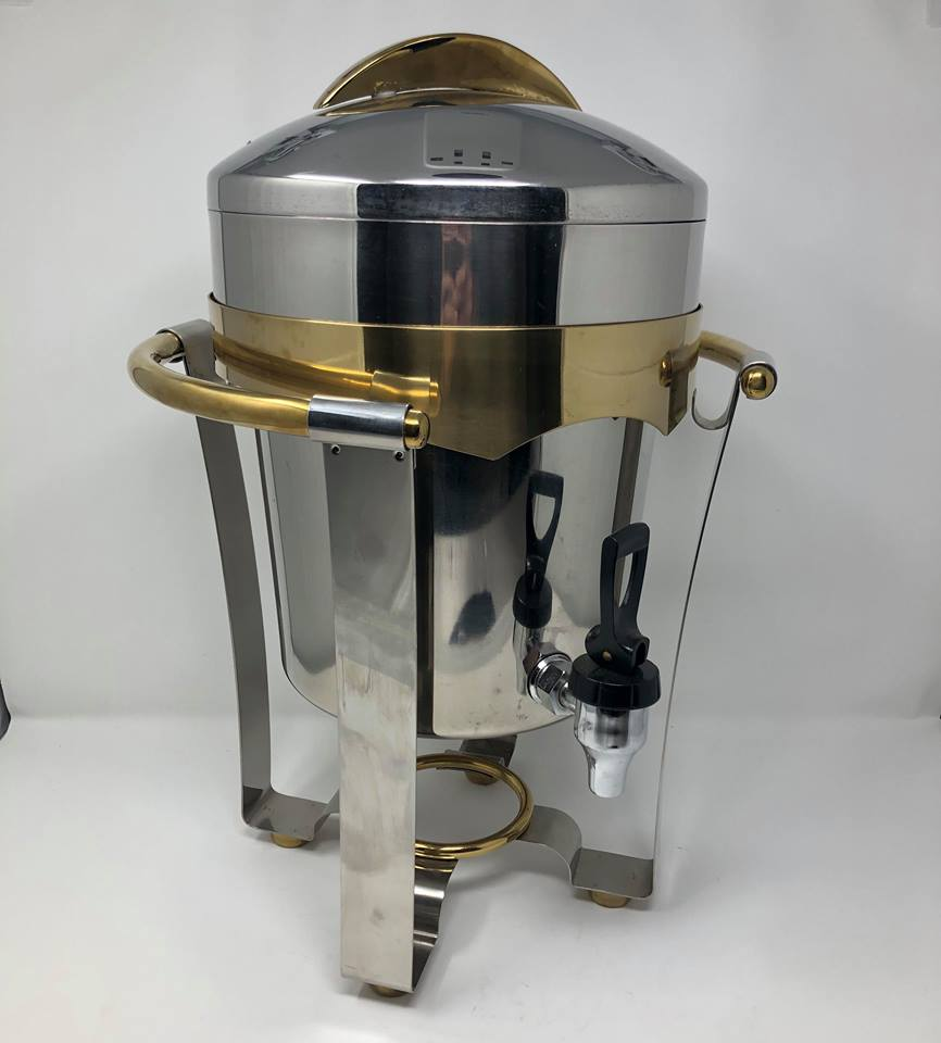 Samovar Coffee Urn  -  $65