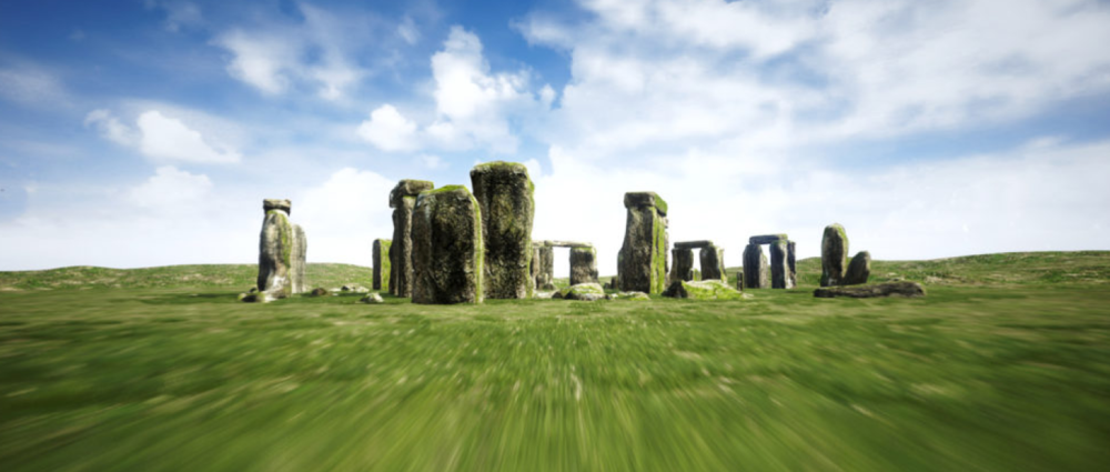 Stonehenge VR - Transport your mind to the historic English landmark with cutting-edge technology.