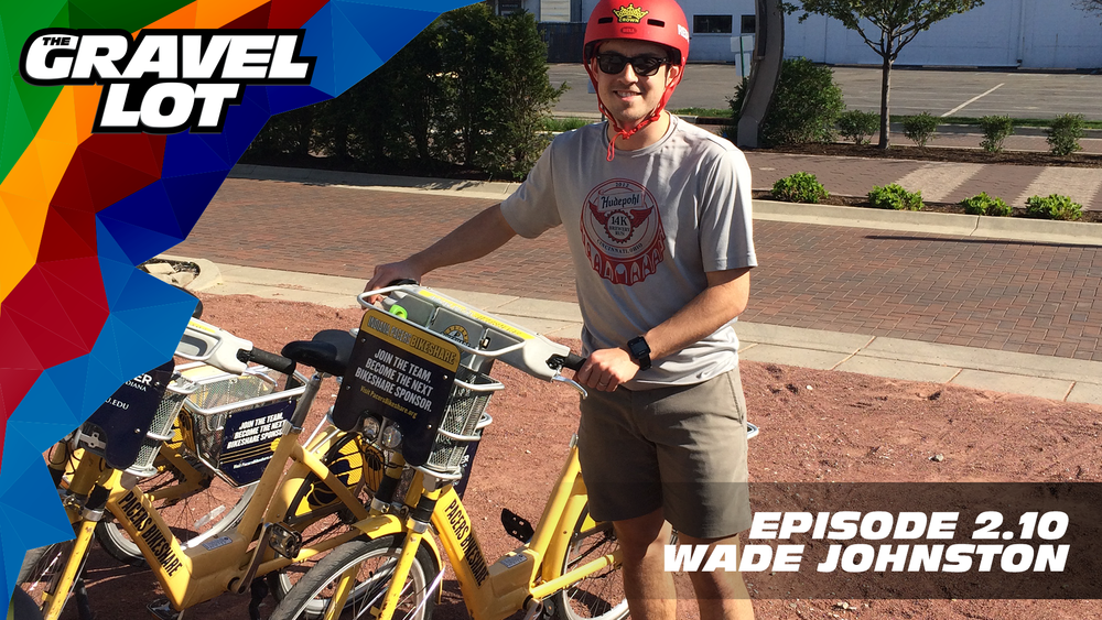 "Episode 62: Wade Johnston, the Director of Tri-State Trails in Cincinnati, Ohio joins us this week to discuss how to build rich connections and infrastructure to provide trails for all. We also talk about who is doing it well, and not so well.   Visit The Gravel Lot website for our latest podcast, Real Talk videos, Bonus Content, shop, social media, and everything in between.    Handup Gloves: Use code ""PEBBLE$"" for 20% off EVERYTHING in store.    Be Free Ride Bikes:    RoadID: Use discount code ""PEBBLES"" at checkout for $10 off ANY order over $20.    Noxgear: Use code ""PEBBLES"" for 35% off any item.    Magas Law Firm:   Subscribe to The Gravel Lot on the  Wide Angle Podium Network and become a member TODAY!"