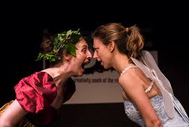 Queens of the Realm - Write Now 6 Jack Studio Theatre (Photo by Tim Stubbs Hughes)