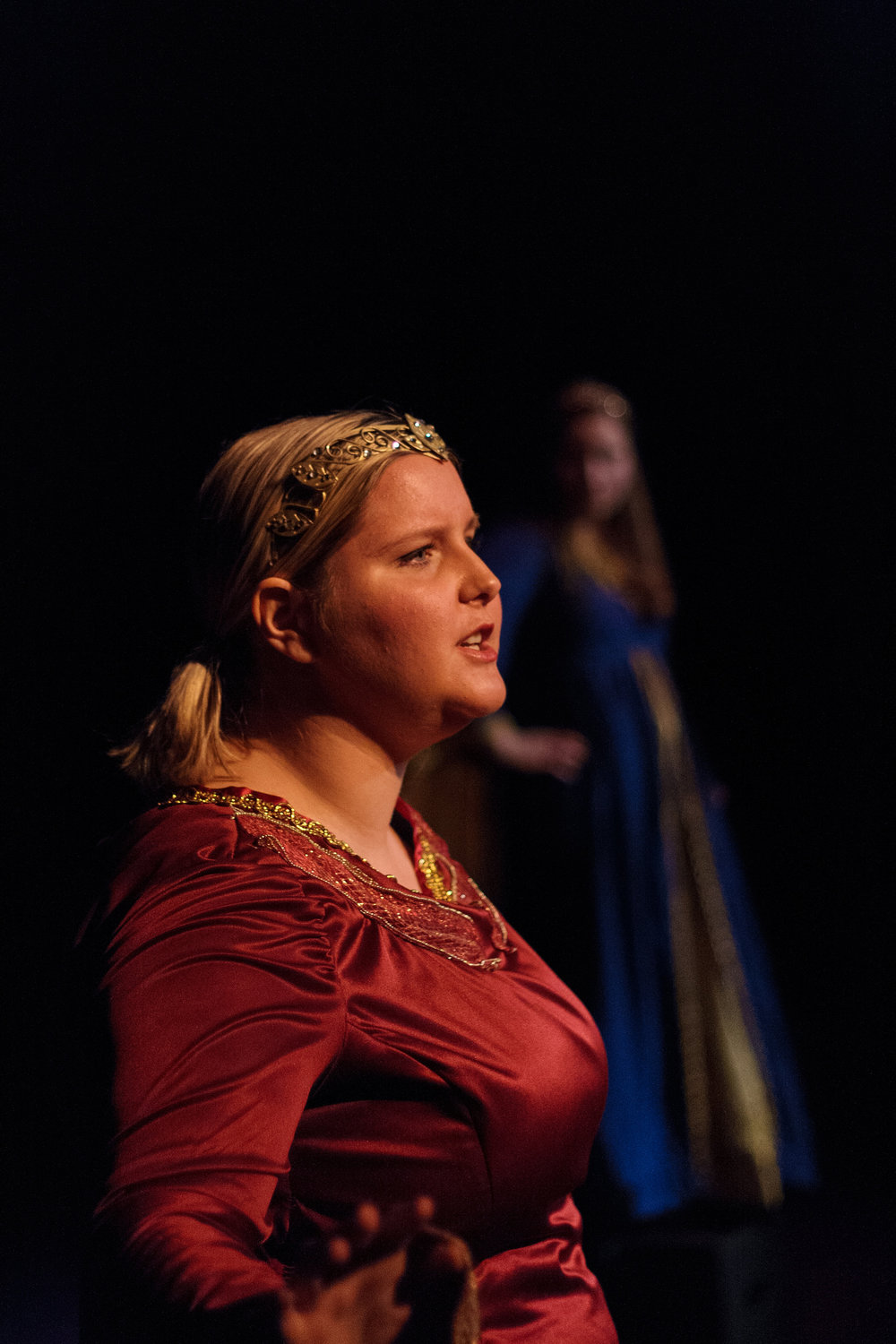 Queens of the Realm - Dordt College (Photo by Josiah Wallace)