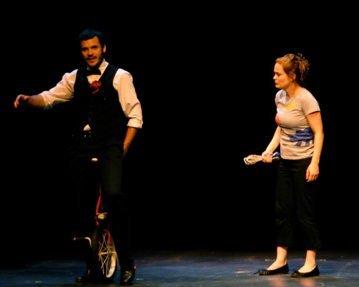 Unicycle Unicycle - Passage Theatre Company PlayLab Short Play Festival