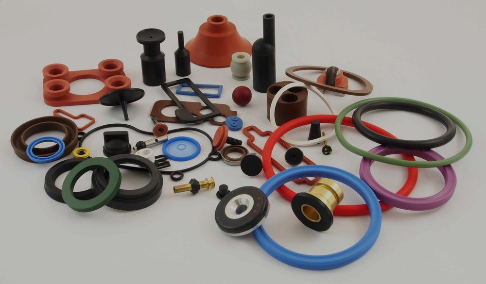 Molded Parts - & Extrusions