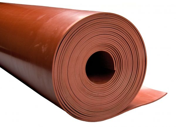 Red Rubber -